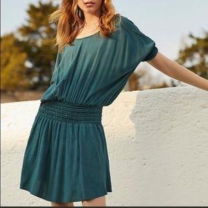 Anthropologie Floreat Azriel Mini Dress